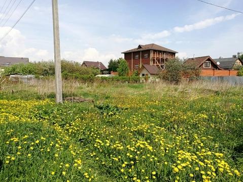 Продается земельный участок, Балашиха, 9 сот - Фото 4