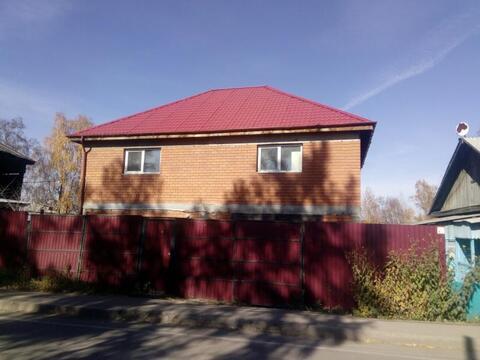 Продажа дома, Дзержинск, Иркутский район, Ул. Центральная - Фото 1