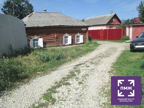 Продам часть дома в Железнодорожном районе - Фото 1
