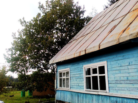 Продажа участка ИЖС с домом - Фото 3