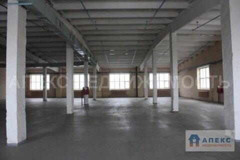 Аренда помещения пл. 650 м2 под склад, м. Авиамоторная в складском . - Фото 2