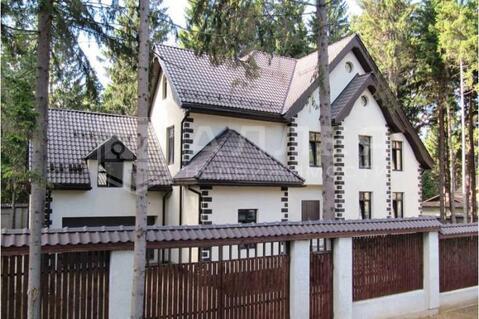 Дом 580 кв.м. на лесном участке 22.5 сот. - Фото 1