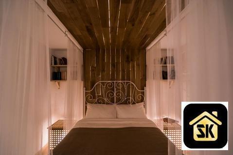 Квартира с дизайн ремонтом ромашка - Фото 5
