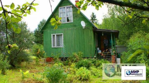 Предлагаем дачный дом на участке 6 соток в СНТ «Кристалл» уч.48 - Фото 1