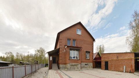 Дом 240 кв.м. в Полетаево. - Фото 1