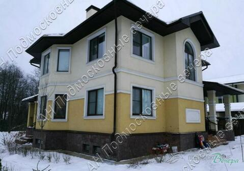 Боровское ш. 25 км от МКАД, Власово, Коттедж 250 кв. м - Фото 1