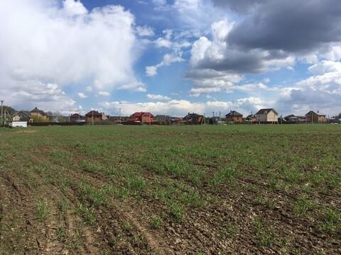 Участок под ПМЖ! Новый поселок в Трубино, всего 12 км от г. Щелково - Фото 1
