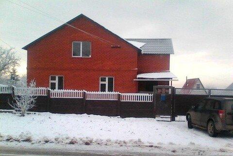 2-х этажный дом 130м2 д. Карпово с газом, 3км от Малоярославца - Фото 2