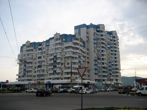 Продажа элитной трехкомнатной с мебелью и техникой в Новороссийске. - Фото 3