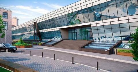 Аренда офиса 150,8 кв.м в БЦ класса B+. 150 метров от м.Автозаводская - Фото 1