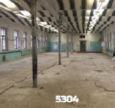 Сдаётся в аренду производственное помещение общей площадью 527 кв.м. - Фото 1