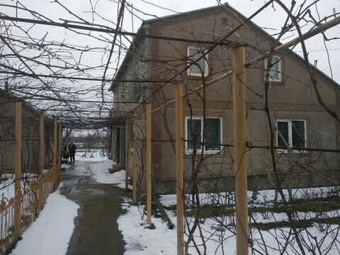 Продам дом 2-х эт. с. Укромное - Фото 1