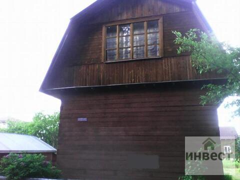 Продается 2х-этажная дача 100 кв. м. на участке 8 соток д. Шапкино - Фото 1