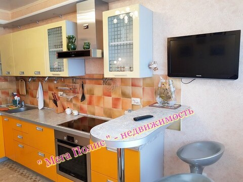 Сдается 1-комнатная квартира 50 кв.м. в новом доме ул. Курчатова 41 В - Фото 4
