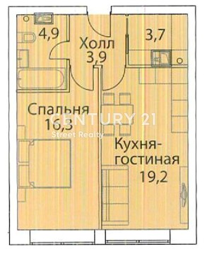 Продажа квартиры, Шелепихинская наб. - Фото 1