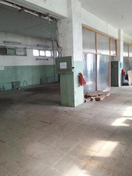 Предлагается к продаже производственное помещение на земельном участке - Фото 4