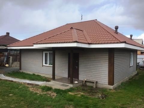 Два отличных дома расположенные по адресу: ул.Геологическая д.37 - Фото 1