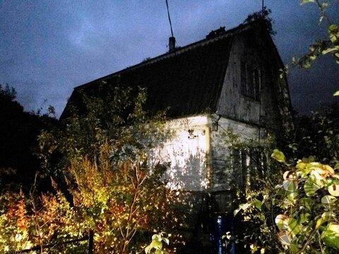 Большой двухэтажный дачный дом в СНТ Анис, г.о. Подольск, Климовск. - Фото 4