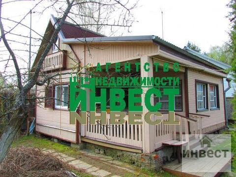 Продается одноэтажная дача 42 кв.м. на участке 6 соток, д.Шапкино СНТ - Фото 2
