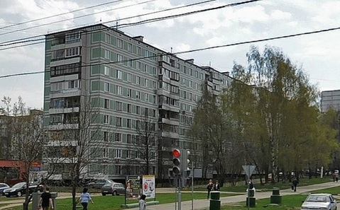 2-я квартира в г. Москве