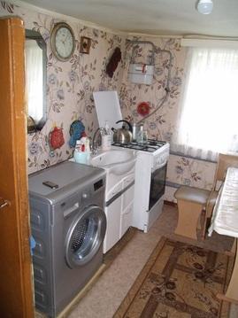 Дом 40м2, 2комн+кухн, 10сот, гараж 2 авто, баня - Фото 4