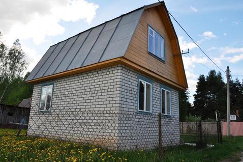 Дача 50 кв.м. на участке 4 сот. в черте г.Киржач, СНТ Горизонт - Фото 3