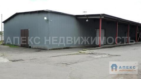 Аренда помещения пл. 2183 м2 под склад, офис и склад м. Алтуфьево в . - Фото 2