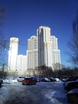 Продам 1-к квартиру, Москва г, Михневская улица 8 - Фото 1