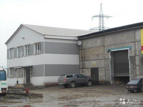 Производственное помещение, 4600 м - Фото 1