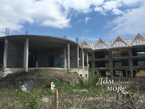 Недостроенная гостиница 100м от моря - Фото 1