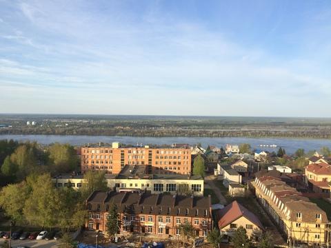 Продаем новую квартиру с панорамным видом на Волгу - Фото 3