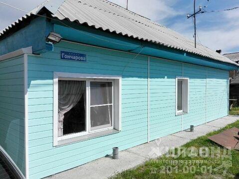 Продажа дома, Новосибирск, м. Речной вокзал, Ул. Гончарова - Фото 1
