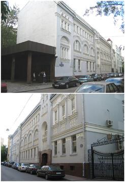 Здание в районе Павелецкой