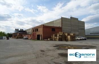 Продажа производственного помещения, Новосибирск, Ул. Станционная - Фото 1