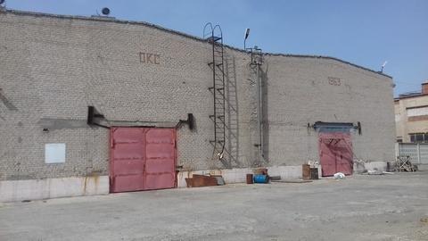 Продажа производственного помещения, Волгоград, Ул. Шиллера - Фото 1
