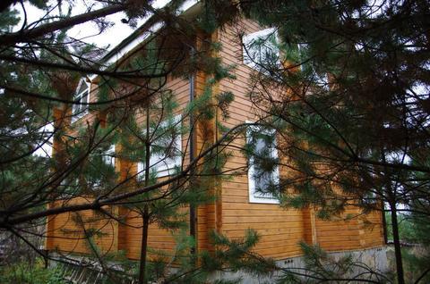 Брусовой дом в кп г. Заокский, 25 сот, газ, вода, охрана - Фото 5