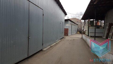 Холодный склад 95 кв.м. Трамвайная 27. - Фото 1