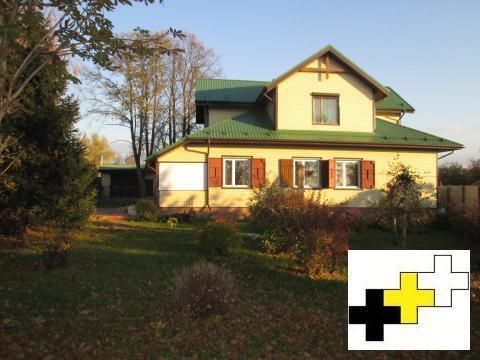 Дом ИЖС 350м2 на участке 22 сотки в с жд станцией Поварово. - Фото 2