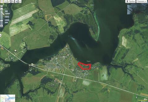 Земельный участок 10,71 Га для ИЖС на берегу Волги - Фото 1