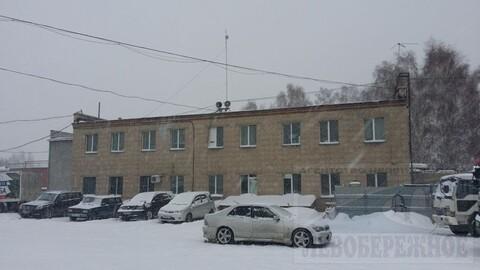 Продажа производственного помещения, Новосибирск, Ул. Варшавская - Фото 1