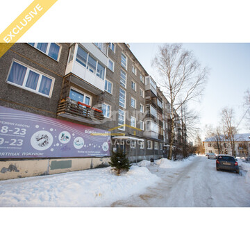 Продажа 1-к квартиры на 4/5 этаже на ул. Зайцева, д. 21а - Фото 2