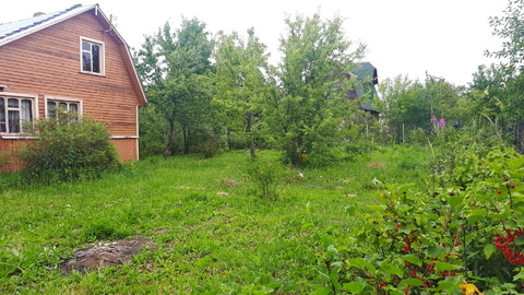 2-эт. Дачный дом с печкой + Баня на 8 сотках в СНТ«Южное» Заокский р-н - Фото 4