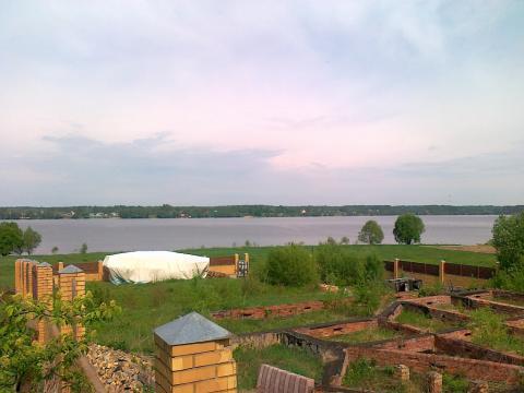 Первая линия р.Волга, участок 18 сот, коммуникации - Фото 2