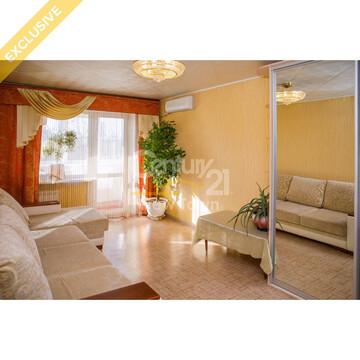 Продам 2-х ком квартиру пер Краснореченский 14, Купить квартиру в Хабаровске по недорогой цене, ID объекта - 322993359 - Фото 1