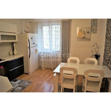 4 к квартира 90,6 м2 на Каммаева 19 - Фото 4