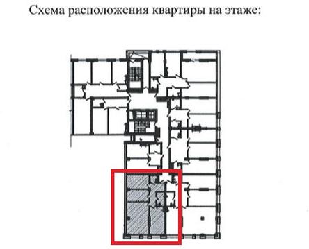 Продажа квартиры, м. Выборгская, Крапивный пер. - Фото 2