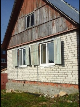 Продается 2-этажный дом в деревне Каравай г. Калуга - Фото 4