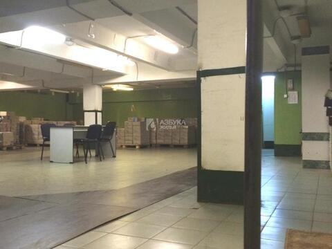 Продажа склада, м. Сходненская, Ул. Фабрициуса - Фото 1
