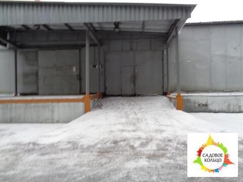 Отапливаемое складское помещение 930 м2 - Фото 1