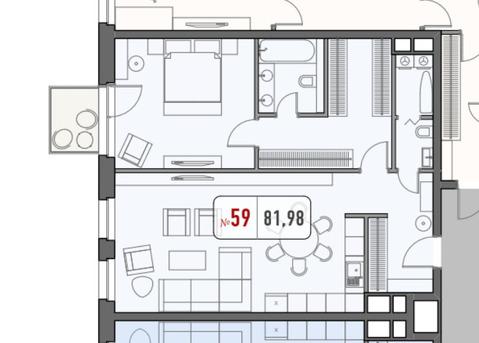 Продажа квартиры, м. Третьяковская, Ул. Малая Ордынка - Фото 1
